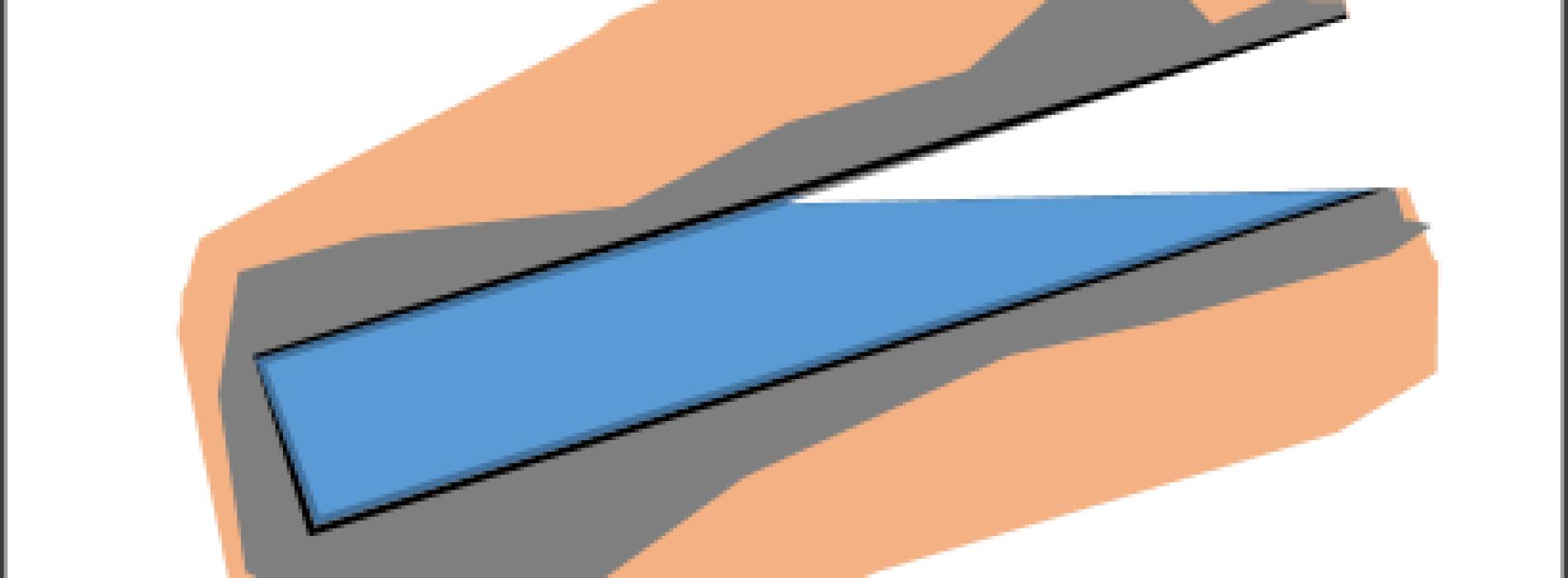 Relleno de taladros y tuberías