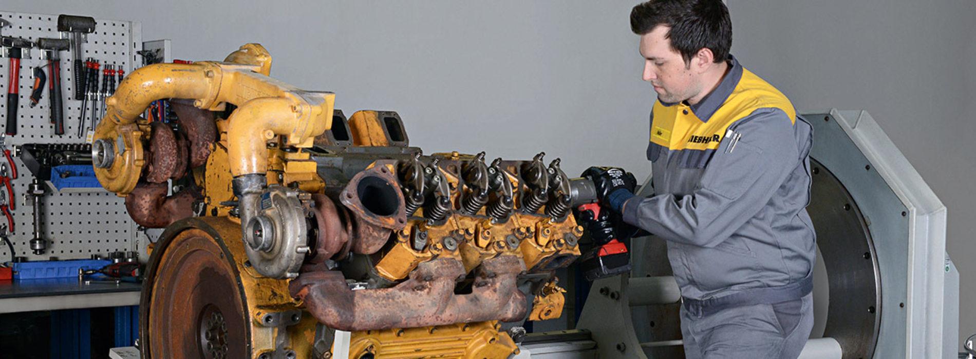 Operaciones de mantenimiento en equipos de cimentaciones especiales I